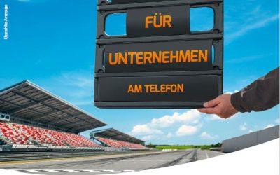 AMS-BOXENSTOPP FÜR UNTERNEHMEN